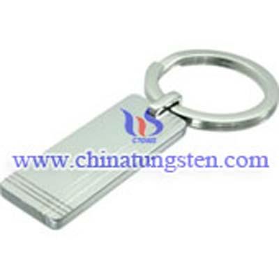鎢鋼鑰匙鏈