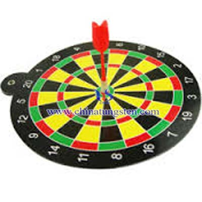 Magnetic-Dartboard