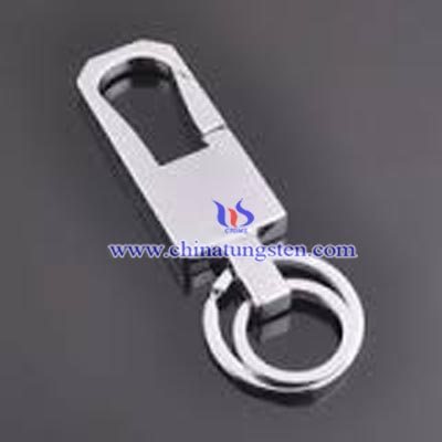 tungsten-steel-key-chain