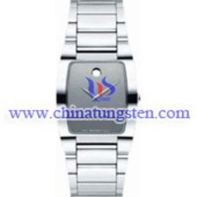tungsten-watch-band