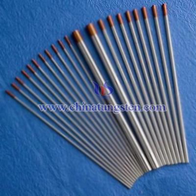 thorium tungsten electrode