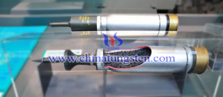 Tungsten alloy penetrators