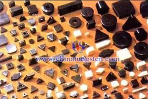 钨钴复合氧化物制品图片