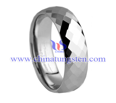 TUR002M 6mm-tungsten carbide ring for man