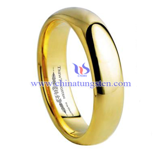 5mm-tungsten carbide ring for men