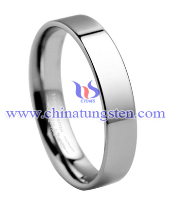 tungsten carbide ring for woman