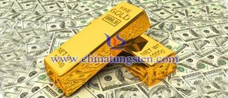 tungsten gold
