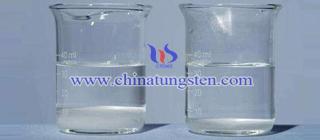 偏钨酸铵溶液图片