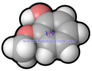 愈创木酚原子结构图