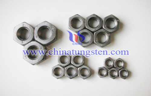 sapphire growth furnace used tungsten nut image