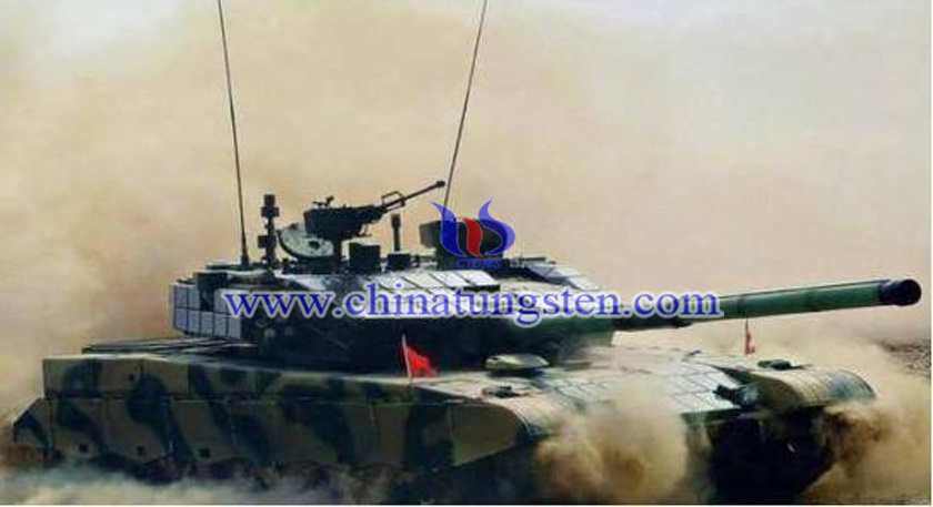 99A main battle tank image