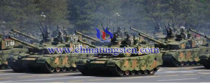 99A main battle tank military parade image