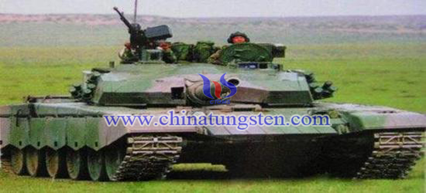 ancient 99A main battle tank image