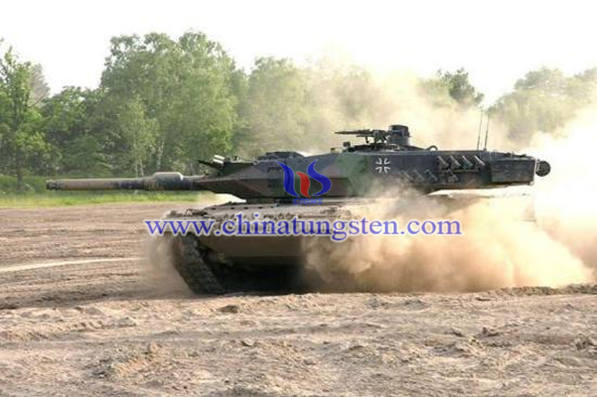 leopard 2 main battle tank image