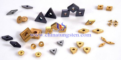 tungsten carbide cutting tool image