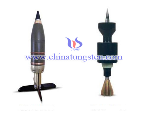Tungsten Core Armor-Piercing Discarding Sabot