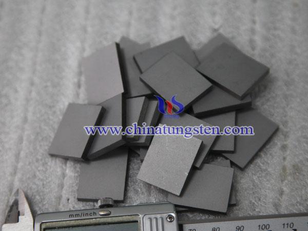 tungsten carbide plates picture