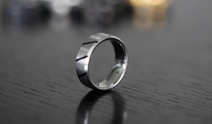 tungsten ring image