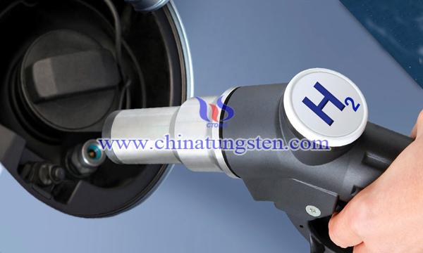 氫燃料電池汽車圖片