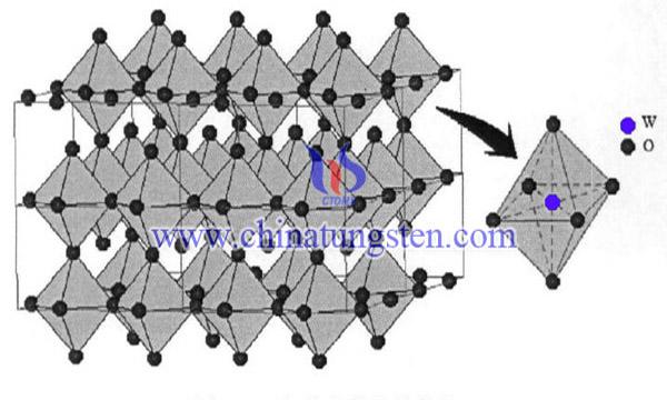 三氧化钨晶体结构