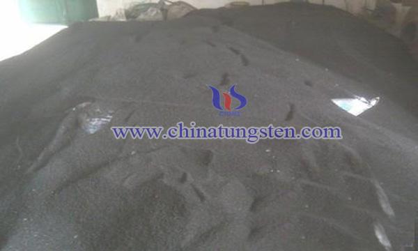 Tungsten Carbide Powder Recycling from Tungsten Waste