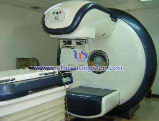 Cobalt 60 treatment machine image