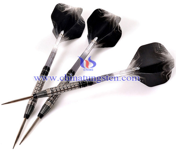 tungsten darts alloy image