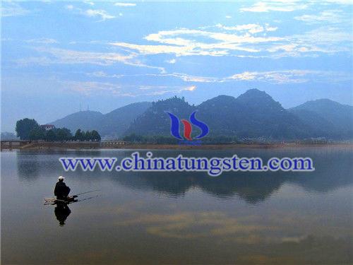 傳統野釣圖片