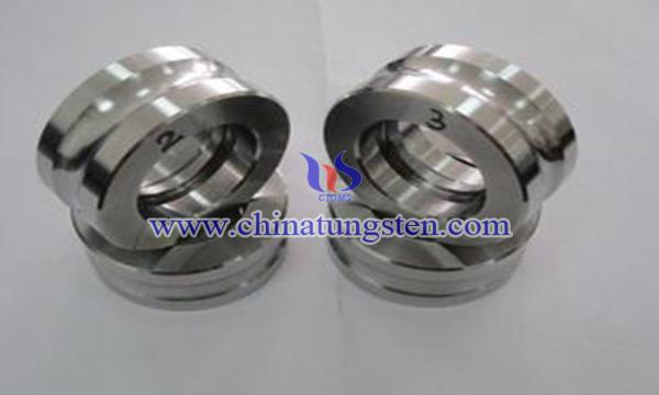 steel bonded tungsten carbide image