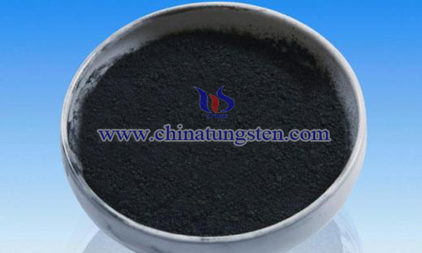 tungsten micro-nano powder preparation image