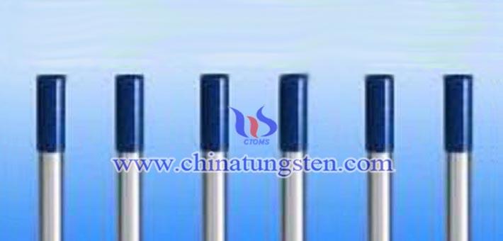 lanthanum tungsten electrode image