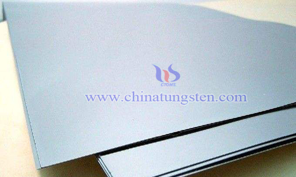 high performance tungsten plate image