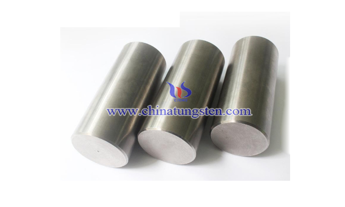 tungsten alloy bar picture