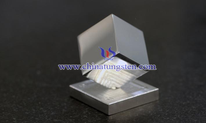 tungsten alloy cube picture