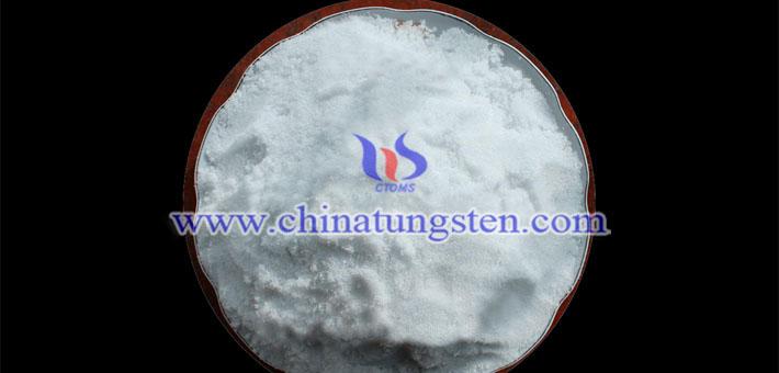 ammonium molybdate picture