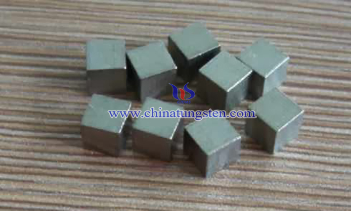 tungsten alloy cube military defense picture