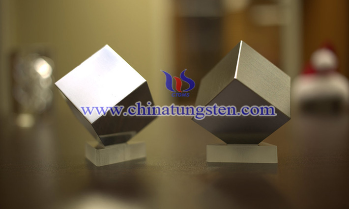 tungsten alloy block picture