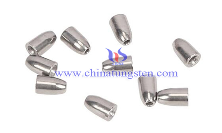 tungsten alloy fishing sinker picture