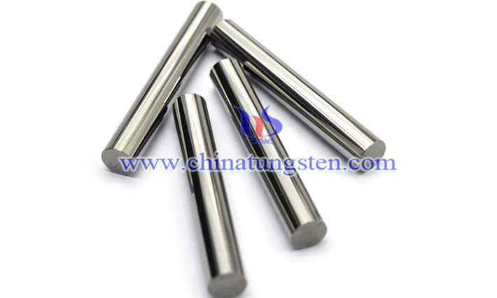 tungsten alloy rod picture
