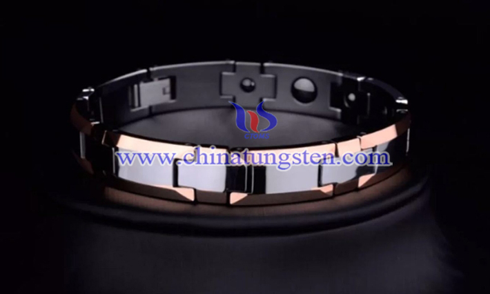 tungsten carbide bracelet picture