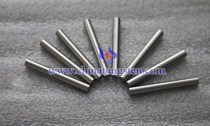 tungsten alloy billet picture