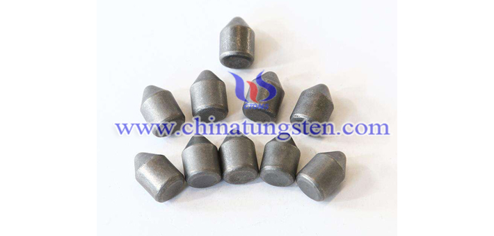tungsten carbide button image