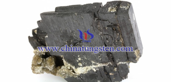 wolframite concentrate picture