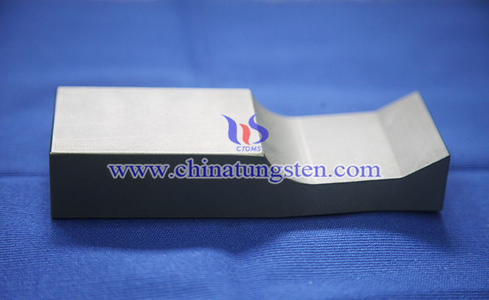 aircraft tool tungsten bucking bar picture