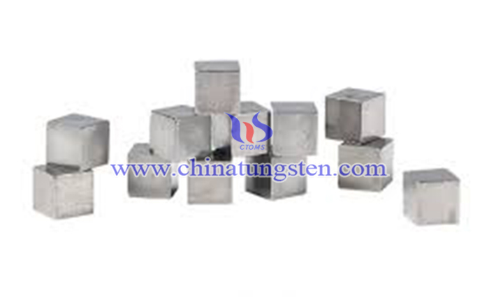 military tungsten cube picture