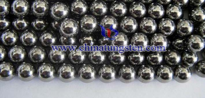 tungsten carbide ball image