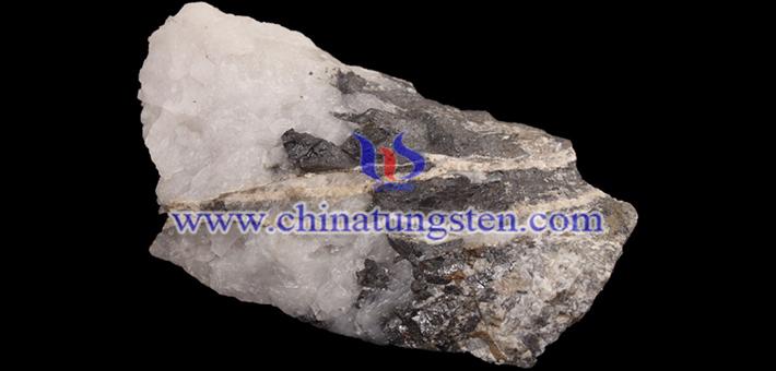 wolframite ore image