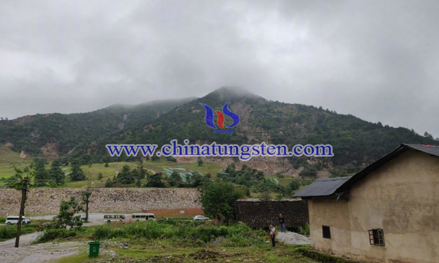 中华钨矿公司:共产党建立的第一个国有企业