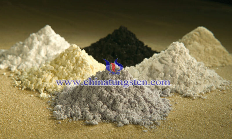 Rare earth image