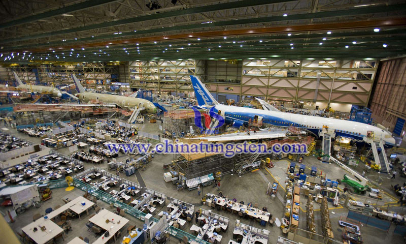 aircraft manufacturing image